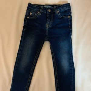 7 For All Mankind Girl's Skinny Jean